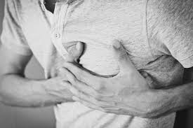 shoulder pain and heart disease